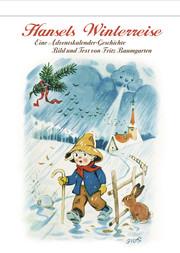 Advents-Abreißkalender 'Hansels Winterreise'