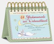 Tisch-Adventskalender '24 Glücksmomente zur Weihnachtszeit'