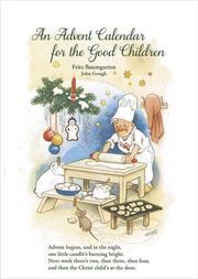 An Advent Calendar for the Good Children