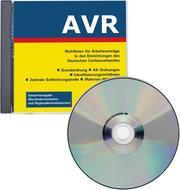Richtlinien für Arbeitsverträge in den Einrichtungen des Deutschen Caritasverbandes (AVR) 2011