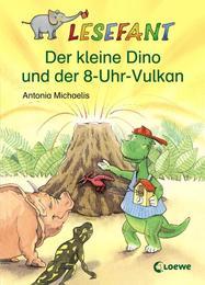 Der kleine Dino und der 8-Uhr-Vulkan