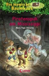 Das magische Baumhaus (Band 40) - Piratenspuk am Mississippi