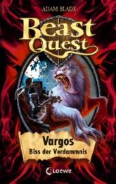 Beast Quest - Vargos, Biss der Verdammnis