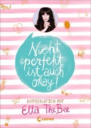 Nicht perfekt ist auch okay! - Cover