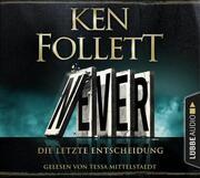 Never - Die letzte Entscheidung - Cover