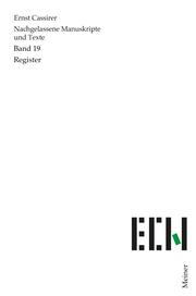 Nachgelassene Manuskripte und Texte / Register