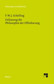 Urfassung der Philosophie der Offenbarung