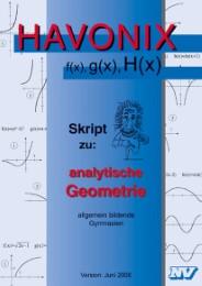 Havonix Analytische Geometrie