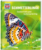 Schmetterlinge - Zauberhaft und farbenprächtig