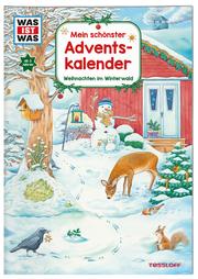 WAS IST WAS Mein schönster Adventskalender