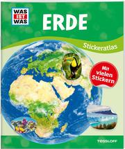 WAS IST WAS Sticker-Atlas Erde