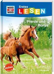 WAS IST WAS Erstes Lesen 7. Pferde und Ponys