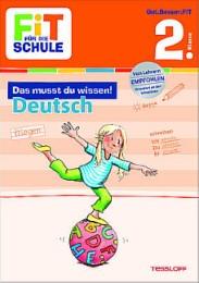 Deutsch 2. Klasse