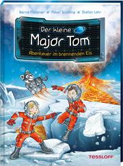 Der kleine Major Tom - Abenteuer im brennenden Eis
