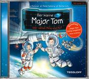 Der kleine Major Tom - Wer rettet Ming und Hu? - Cover
