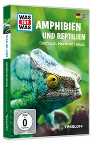Was ist was - Amphibien und Reptilien