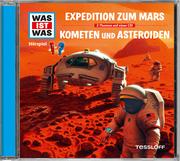 Expedition zum Mars/Kometen und Asteroiden