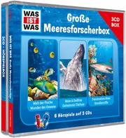 Große Meeresforscher-Box