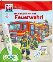 BOOKii WAS IST WAS Junior - Im Einsatz mit der Feuerwehr!