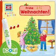 BOOKii WAS IST WAS Kindergarten - Frohe Weihnachten!