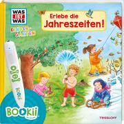 BOOKii WAS IST WAS Kindergarten - Erlebe die Jahreszeiten!