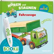 BOOKii Hören und Staunen - Mini Fahrzeuge