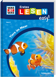 Tiere im Meer - Cover