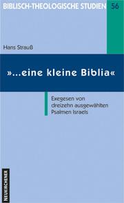 ... eine kleine Biblia
