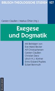 Exegese und Dogmatik