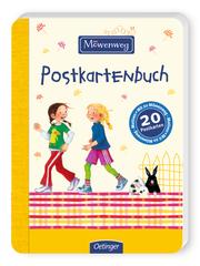 Postkartenbuch 'Möwenweg'