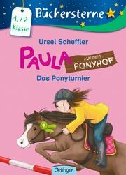 Paula auf dem Ponyhof - Das Ponyturnier