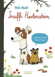 Snuffi Hartenstein und sein ziemlich dicker Freund - Cover