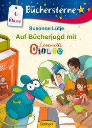 Auf Bücherjagd mit Otilie