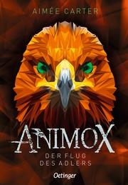 Animox - Der Flug des Adlers
