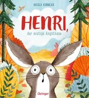 Henri, der mutige Angsthase