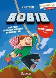 Bob18 und das Schwein namens Donnerstag - Cover