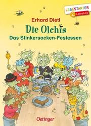 Die Olchis - Das Stinkersocken-Festessen - Cover