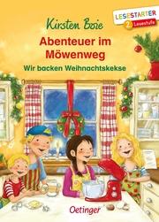 Abenteuer im Möwenweg. Wir backen Weihnachtskekse