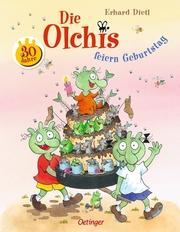 Die Olchis feiern Geburtstag - Cover