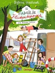 Familie Flickenteppich - Wir machen Ferien - Cover