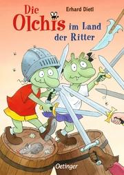 Die Olchis im Land der Ritter - Cover