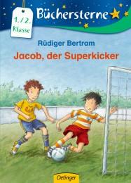 Jacob, der Superkicker - Cover