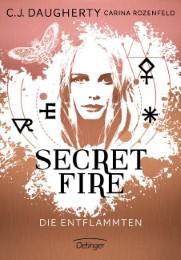 Secret Fire - Die Entflammten - Cover