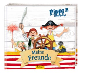 Pippi Langstrumpf - Meine Freunde