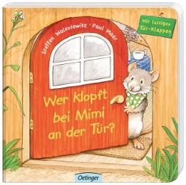 Wer klopft bei Mimi an der Tür? - Cover