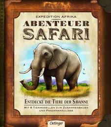 Expedition Afrika - Abenteuer Safari
