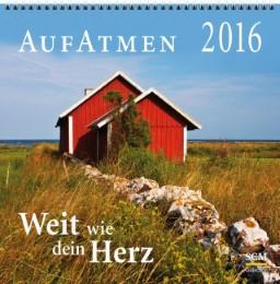 AufAtmen - Weit wie dein Herz 2016