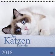 Der Katzen-Kalender 2018