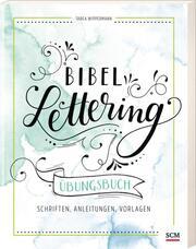 Bibel-Lettering Übungsbuch