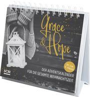 Grace & Hope - Der Adventskalender für die gesamte Weihnachtszeit - Cover